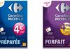 Carrefour Mobile : nouvelles offres dévoilées
