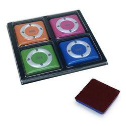 carrés chocolat iPod