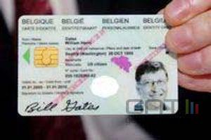 Carte identite bill