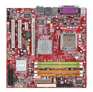 Carte mere msi g965 q965