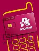 Carte sim mobile