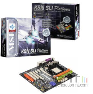 Cartes meres msi am2
