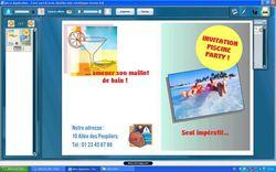 Cartes de Voeux et Invitations screen 1