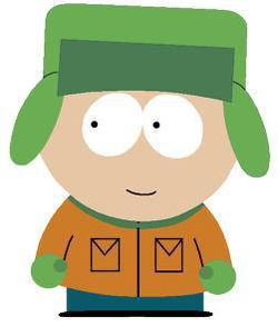 Cartman Commando South Park logo 2