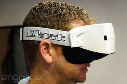 Casque réalité virtuelle Android