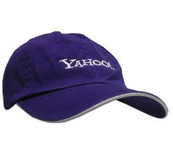Casquette-Yahoo