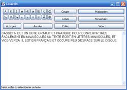 Cassetin screen1