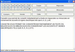 Cassetin screen2