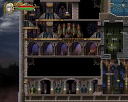 Castlevania : Harmony of Despair - 3