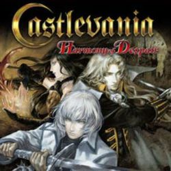Castlevania Harmony of Despair - vignette