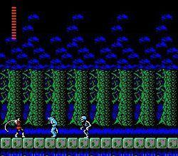 Castlevania II : Simon\\\'s Quest - 3