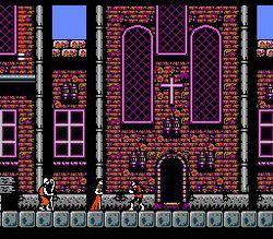 Castlevania II : Simon\\\'s Quest - 4