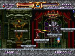 Castlevania : The Adventure ReBirth - 1