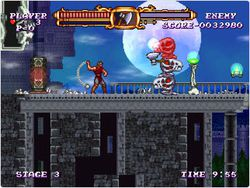 Castlevania : The Adventure ReBirth - 2