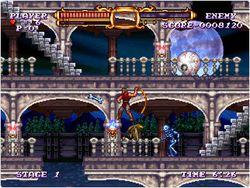 Castlevania : The Adventure ReBirth - 3