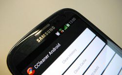 ccleaner sur Android