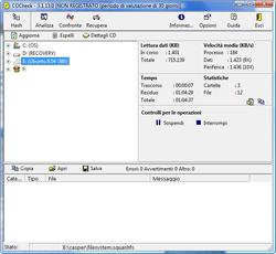 CDCheck screen1