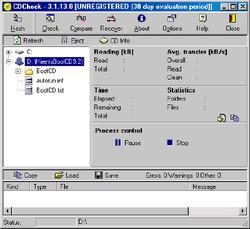 CDCheck screen2