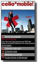Celio Mobile 01