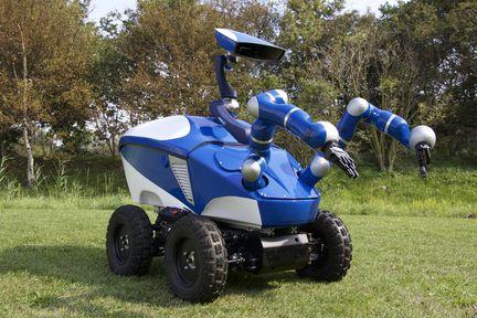 Centaur Rover