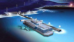 centrale nucléaire flottante russe (2)