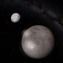 Charon lune pluton