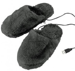 Chaussons USB