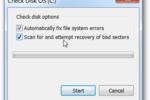 CheckDisk Portable : analyser et réparer votre disque dur
