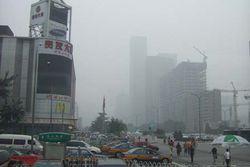 Chine smog