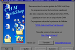 CHM WorkShop portable : compiler des pages web facilement