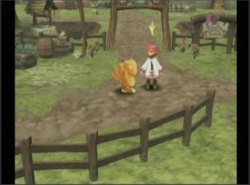 Chocobo dungeon wii image 1