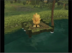 Chocobo dungeon wii image 2