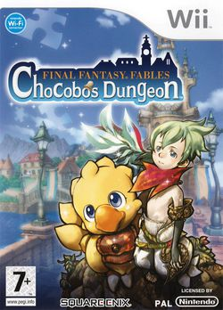 chocobo dungeon