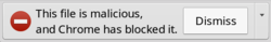 Chrome-alerte-fichier-malveillant