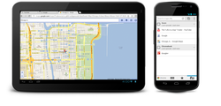 Chrome Android navigateur