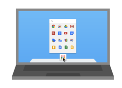 Chrome-Apps-Dock
