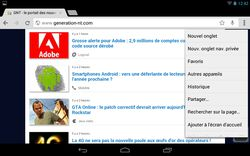 Chrome-beta-Android-raccourci-ecran-accueil
