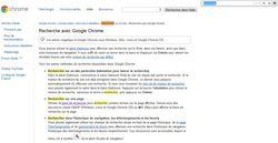 Chrome-rechercher