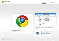 Chrome-Time-Machine