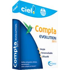 Ciel Compta Evolution 2011 boite