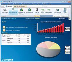 Ciel Compta Facile 2011 screen 1