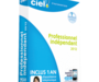 Ciel Professionnel Indépendant 2012 : un utilitaire de gestion pour les professionels indépendants