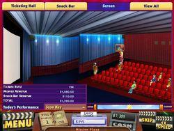 Cinema Tycoon 2 screen 1