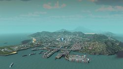 Cities Skylines - mod GTA 5 - 1