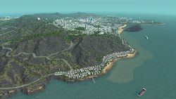 Cities Skylines - mod GTA 5 - 3