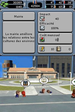 City Life DS 4