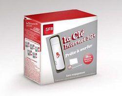 Cle Internet 3G SFR