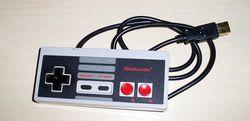 Clé USB Manette Nintendo NES