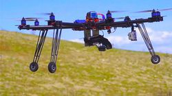 Clearplex arme drone
