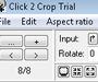 Click 2 Crop : redimensionner toutes ses images